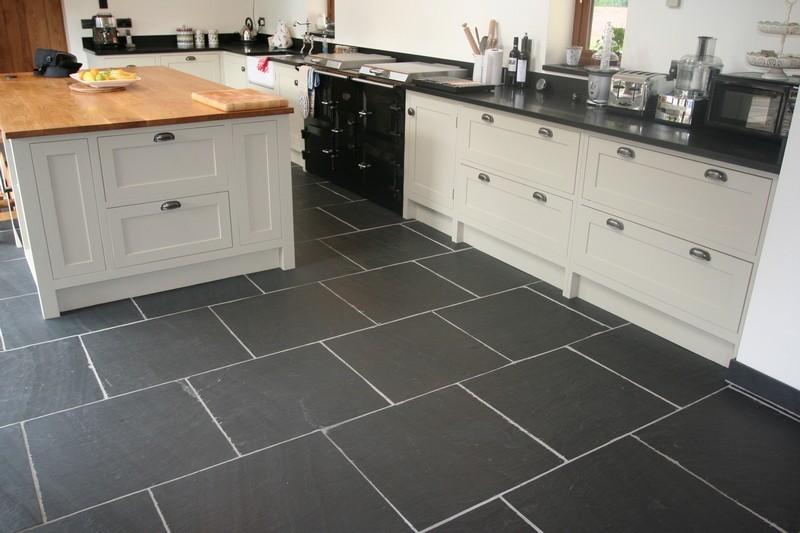 Slate Floor Tiles Kitchen Opendoor