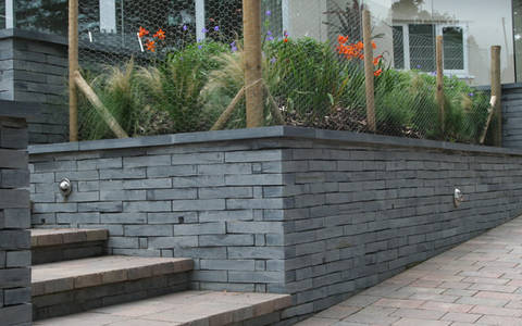 WELSH HONED COPING SLATE