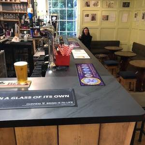 Pengwern Arms Worktops 1