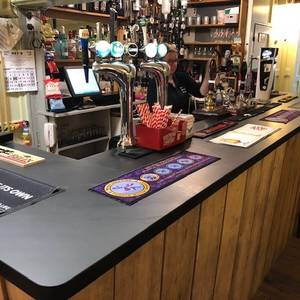 Pengwern Arms Worktops 3
