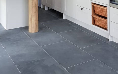 Slate Tile Mont Black