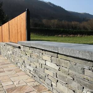 Welsh Slate Coping 9