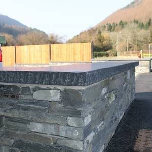 Welsh Slate Coping 14