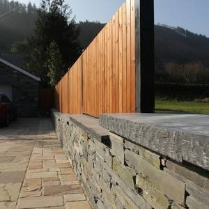Welsh Slate Coping 17