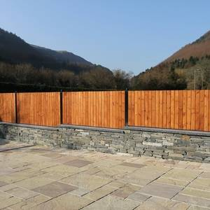 Welsh Slate Coping 18