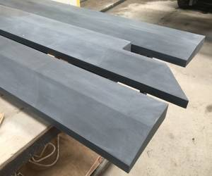 profiled weathered slate sills